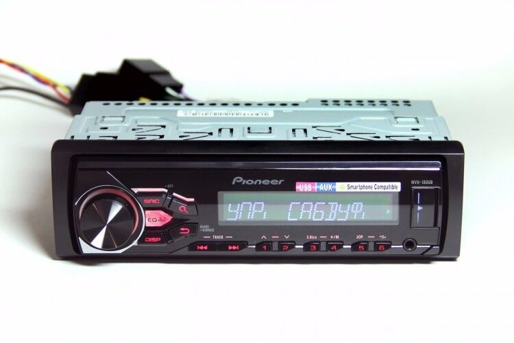 pioneer car stereo usb and android