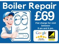 Boiler Repair, Service And Installation/Vaillant,Worcester,Ideal,Potterton,Glowworm,Main Accredited*
