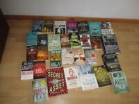 30 Assorted Books - £10 The Lot for quick sale
