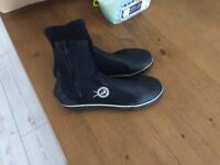 Blandford size 9 dive unisex dive boots in great condition
