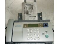 SHARP UX-BS60 fax machine