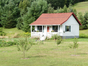 Winterised Cottage for Rent - Propane & Internet included