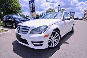 2013 Mercedes-Benz C-Class 4DR SDN C350 4MATIC AMG APPEARACE, NA