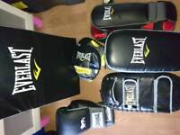 Everlast thai box kit