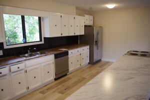 Newly Renovated Half Duplex