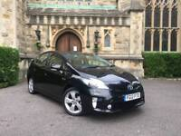 2012 12 Toyota Prius T Spirit Full original Leather Just serviced from Toyota