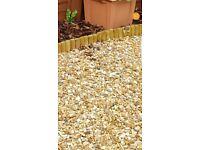 Garden shingle/gravel