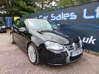 VOLKSWAGEN GOLF R32 DSG (black) 2007