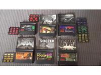 Atari Jaguar Games Bundle