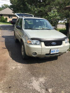 2005 Ford Escape Limited SUV, Crossover, Limited