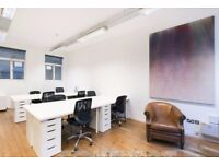 4 Desks available in our wonderful office on Provost Street N1, 2 mins walk to Old Street