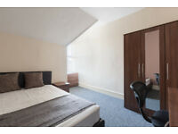 Clean Comfortable Room in Newly Refurbished House.