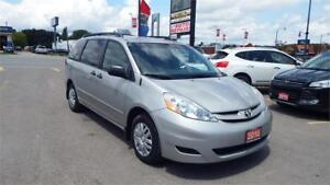 2010 Toyota Sienna CE/AUTO/CERTIFIED/ETESTED/IMMACULATE$9999