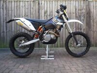 2008 KTM 530 EXC R ONLY 1336 Miles! Lots of extras. Great condition