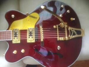 Gretsch Country Gentlemen Guitar