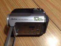 JVC Everio Camcorder - Hybrid HDD - 34x Optical Zoom - £45 ono