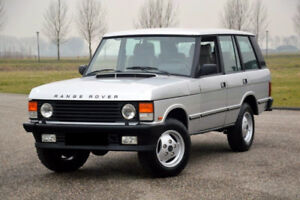 Range Rover Classic for SALE!