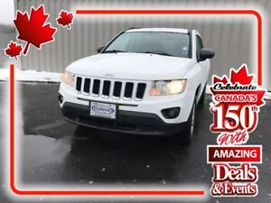 2016 Jeep Compass HIGH ALTITUDE 4X4 ( SUMMER SALE! )