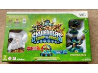 Skylanders SWAP FORCE starter pack for WII BOXED. Good as NEW condition.