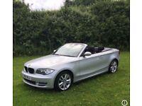 **Stunning Car** 58 BMW 1 Series Se CONVERTIBLE *Heated Seats* Bargain £5750 £5750!!