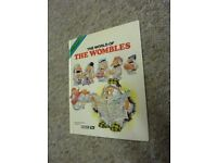 book The World of Wombles, original collectible