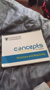 Concepts in chemistry structure and reactivity 9th ed.
