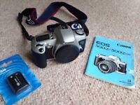 Canon E0S 500N Analogue Camera
