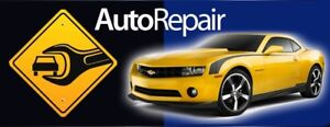 Auto repair (very affordable)