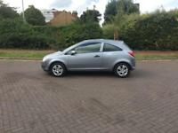 VAUXHALL CORSA 1.2 SILVER 2009 (59)! ONLY 40000 MILES!!