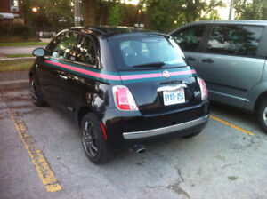 2013 Fiat 500c Gucci edition 38 km lady owner Coupe (2 door)