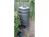 Compost bin in used condition