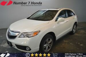 2015 Acura RDX Leather, Backup Cam, All-Wheel Drive!