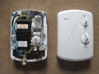 Electric Shower Triton 9.5kW - used, but not for long.