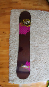Womans Snowboard Like New