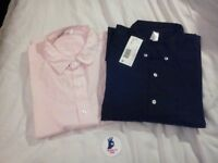 BNWT American Apparel Short Sleeve Shirts and a Shorts, size M. Made in USA