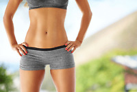 Models for fitness stock images