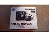 Cooler Master Seidon 120V version 2 All-in-One CPU Cooler