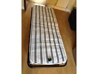 Jay-Be Camp Bed - excellent condition. Used once by a child.
