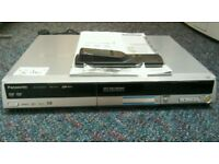 Panasonic DVD Recorder Model DMR-ES10 #28964 £10