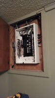 Master Electrician best rate / 100A panel upgrade