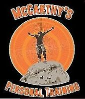 Personal and group training at great rates
