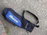 Mizuno scratch sac