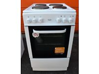 Bush Single Oven Electric Cooker - deliveyr available