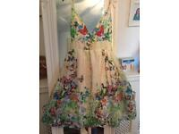 Beautiful AX Paris butterfly top new with tags size 12