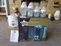 Perfect prep machine BRAND NEW includes new bottle warmer and 4 bottles £70 ONO
