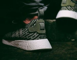 NMD_R2 PK Trace Cargo  Size 8 DS 200$ STEAL!!!