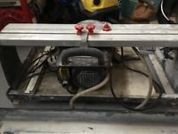 Performance Powertools Wet slide tile cutter 600w