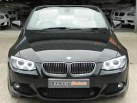 2012 BMW 3 SERIES 335I M SPORT CONVERTIBLE PETROL