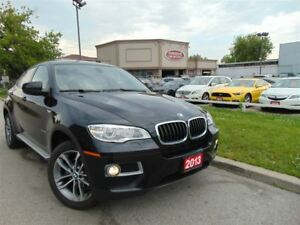 2013 BMW X6 X-DRIVE 35i- EXECUTIVE AND SPORT PKG-NAVI