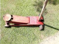 Bradbury Jackette Vintage 1.5 ton jack